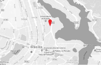 Mapa do Evento